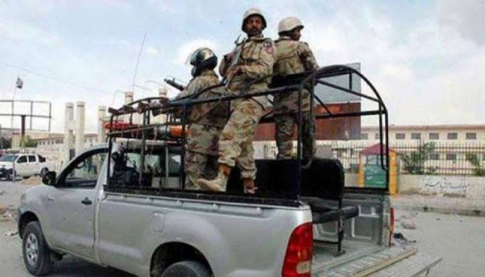 Six terrorists killed in Balochistan